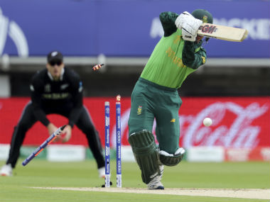 South African openers were once again guilty of getting out without making their slow starts count. AP