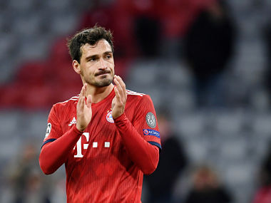 Bundesliga Bayern Munich confirm defender Mats Hummels departure to his former club Borussia Dortmund