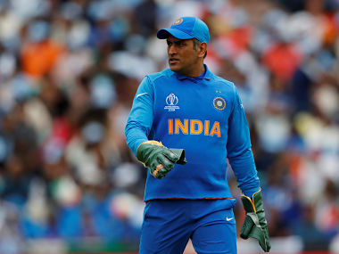 MS Dhoni has now made 140 stumpings in List-A cricket which is the most by any keeper. Reuters