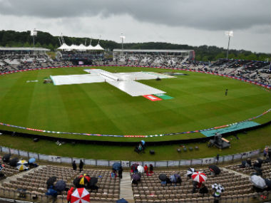 The abandoned matches could impact a team's position on the points table during the business end of the tournament. AFP
