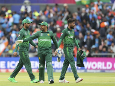 Sarfarz Ahmed's captaincy has come under heavy criticism after Sunday's loss. AFP