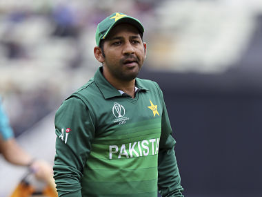 Sarfaraz said that he was very upset when the youngster taunted him. AP