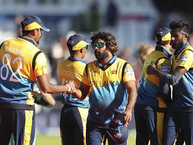 Sri Lanka still have a slim chance of progressing to the semifinals. AP