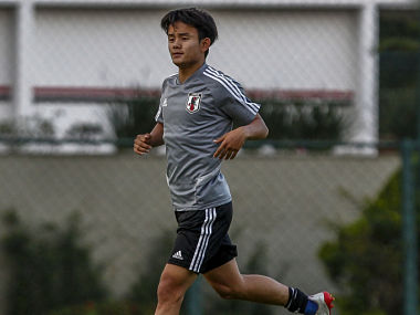Real Madrid confirm signing of Japanese Messi Takefusa Kubo to play for youth team next season