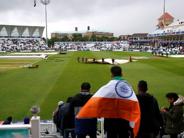 India-New Zealand's World Cup clash was washed out on Thursday due to rain. Reuters