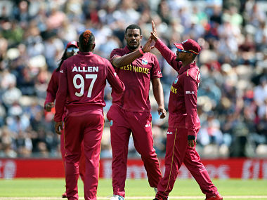 West Indies have won one match out of five till now. Reuters