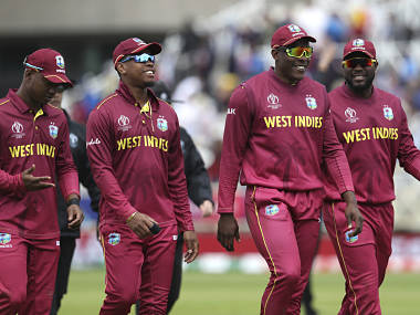 Lloyd said West Indies will need to improve in all departments. AP