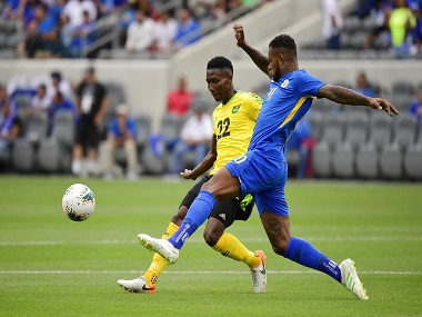 CONCACAF Gold Cup 2019 Curacao hold last years runnersup Jamaica 11 both advance to quarterfinals