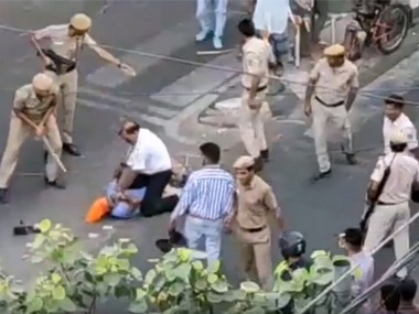 Delhi Police tempo driver street fight turns political BJP unhappy with Akali Dal MLAs outburst against Centre cops