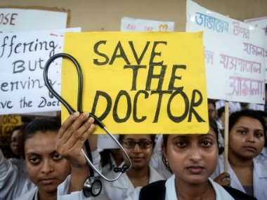 West Bengal doctors stir is symptom of larger malaise mass resignations show issue is beyond matter of security