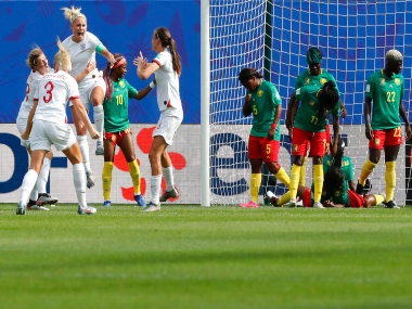FIFA Womens World Cup 2019 England captain Steph Houghton not bothered by controversial win over Cameroon