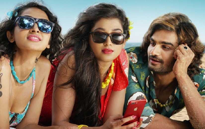 Hippi movie review Karthikeyas pointless romantic drama is like his tshirts  hip but awkward