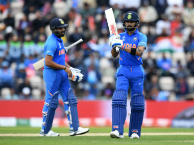 India's top-order will have to bat big to offset Australia's formidable attack. AFP