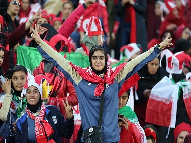 FIFA Womens World Cup 2019 Footballs governing body speaks out against removal of Iranian gender activists from stadiums