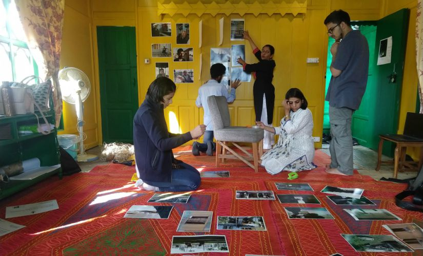 Jhelum Fables: A workshop in Srinagar familiarises young Kashmiris with the river, the life it sustains