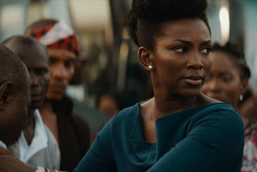 Lionheart Nigerias firstever entry at Oscars disqualified by The Academy for its predominantly English dialogue