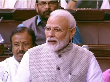 Narendra Modi in Rajya Sabha PM says Jharkhand lynching pained him but no one has right to insult state