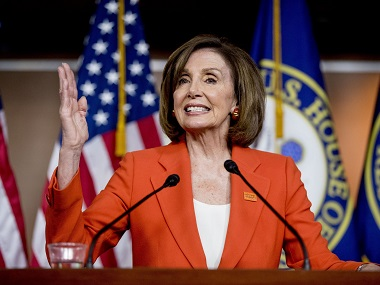Democrats seek to play up Donald Trumps impeachment ahead of polls but Nancy Pelosis delay tests public opinion