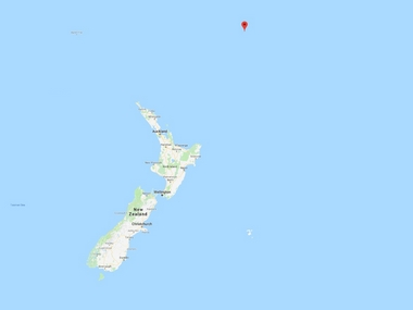 New Zealand withdraws tsunami alert soon after earthquake of magnitude 72 authorities warn of minor sea level fluctuations