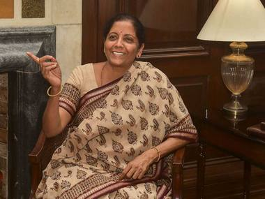 Global economic risks imbalances call for strengthening international cooperation at multilateral level Nirmala Sitharaman