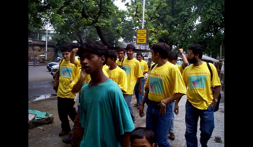Friendship Walk 99 Revisiting Indias first Pride March in Kolkata on its 20th anniversary