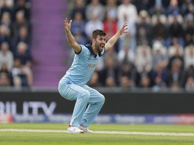 Mark Wood has been prolific for England this World Cup, having picked up 9 wickets in 4 matches. AP