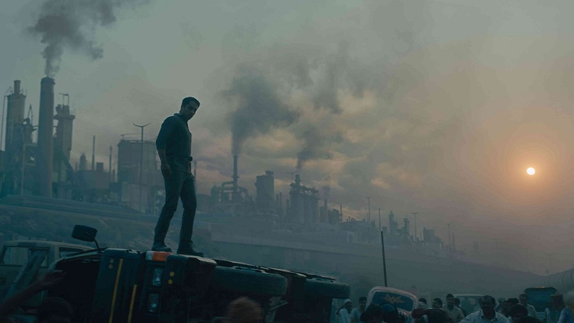 Leila How Netflixs upcoming dystopian drama series was conceptualised and executed