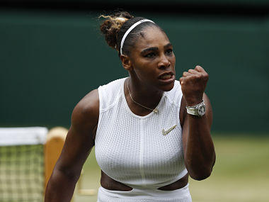 Wimbledon 2019 Serena Williams beats Alison Riske in three sets to qualify for semifinals for 12th time