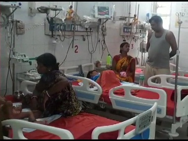 Encephalitis in Bihar Six of 22 children admitted with suspected AES in Gaya die toll rises to 142 in Muzaffarpur