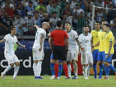 Copa America 2019 Argentine Football Association seeks answers on suspected VAR interference during semifinal clash against Brazil