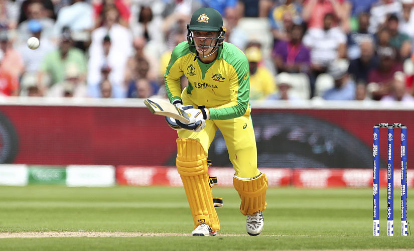 Not many would've predicted Carey's inclusion the post-tournament XI, but the southpaw displayed nerves of steel in crucial stages to pull out his team out of danger. AP