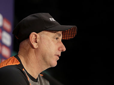 File image of New Zealand coach Gary Stead. AP