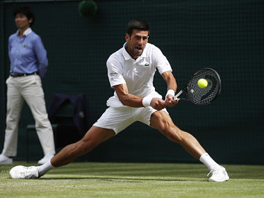 Wimbledon 2019 No trouble for Novak Djokovic against Roberto Bautista Agut in warmup act for Fedal