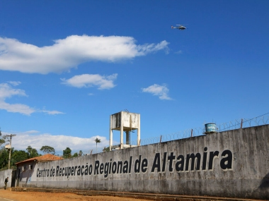 57 prisoners killed 16 beheaded during clash between organised crime groups in Brazils Altamira Jail