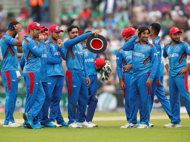 Afghanistan could not register a single win at the 2019 Cricket World Cup. AP