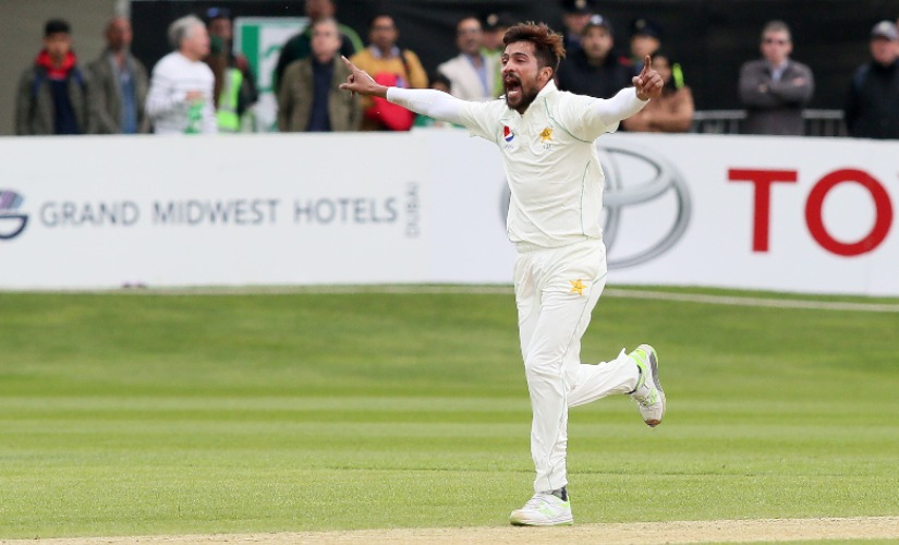 Mohammed Amir finishes with 119 Test wickets. AFP