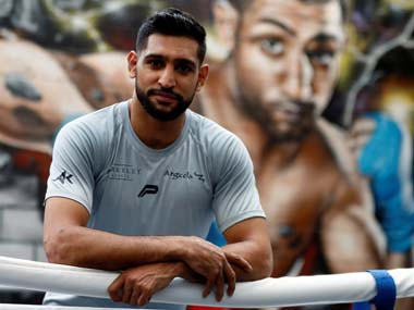 Amir Khan says Indias system gives opportunities to all boxers singles out Gaurav Bidhuri for Olympic glory at Tokyo 2020