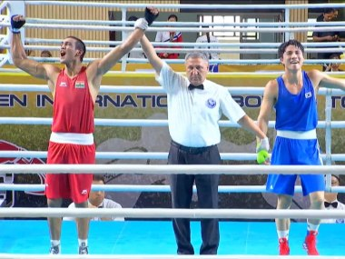 Boxing Elite National Championships Top boxers Mohammad Hussamuddin Ashish Kumar reach prequarterfinals with ease