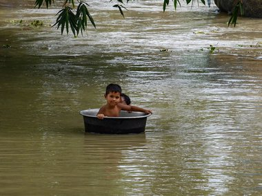 Monsoon kills dozens in North India North East lakhs affected in Bihar Assam Meghalaya and Tripura