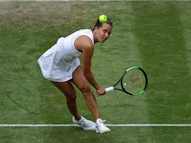 Wimbledon 2019 Barbora Strycova bounces back from singles defeat to enter womens doubles final with partner Hsieh SuWei