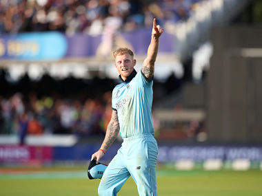 Cricket - ICC Cricket World Cup Final - New Zealand v England - Lord's, London, Britain - July 14, 2019 England's Ben Stokes celebrates winning the World Cup Action Images via Reuters/Peter Cziborra - RC1FFD153AB0