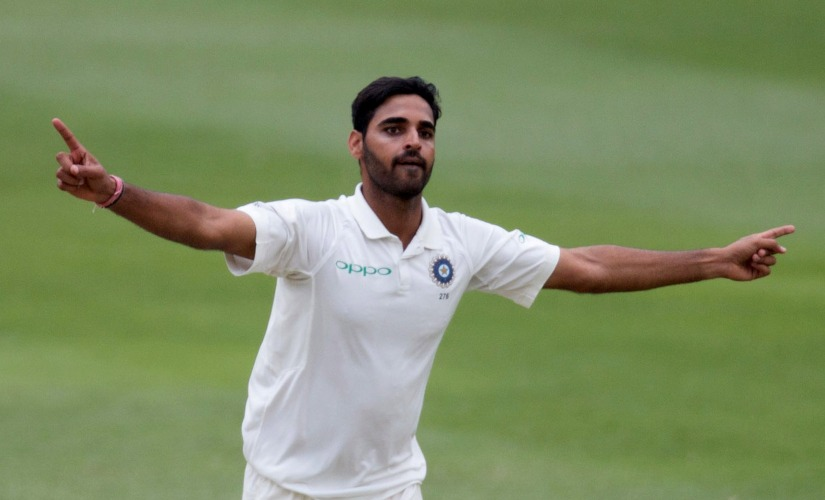 Bhuvneshwar Kumar has been dropped in favour of Umesh Yadav for Test series. Reuters