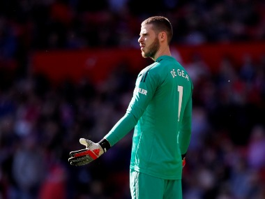 Premier League David de Gea keen to captain Manchester United as keeper nears signing new extension