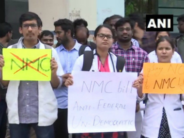 Resident Doctors Association to go on 24hour nationwide strike against draconian National Medical Commission Bill today