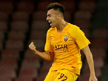 Italys Stephan El Shaarawy leaves AS Roma for Chinese Super Leagues Shanghai Shenhua
