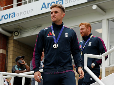 Roy is no red-ball novice, having played for county champions Surrey. Reuters