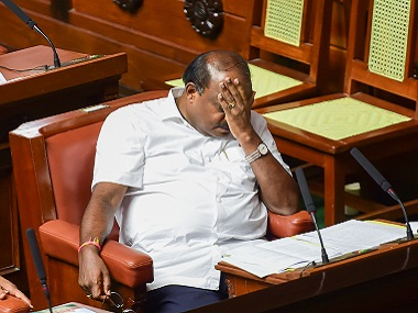 Full timeline of Karnataka crisis CongressJDS govt falls as MLAs vote against HD Kumaraswamy in delayed trust vote BJP set to take charge