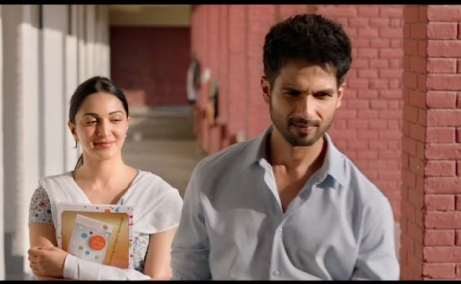 Kiara Advani opens up on Kabir Singh criticism Some scenes were uncomfortable because the character was flawed