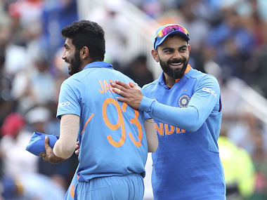 Virat Kohli and Jasprit Bumrah on Monday retained their number position in the ICC batsmen and bowlers' rankings. AP