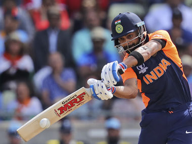 Kohli also talked about the short boundaries of the venue. AP